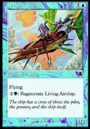 Living Airship