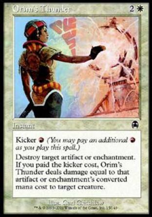 Orim's Thunder