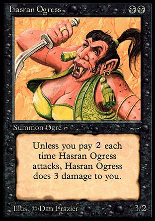 Hasran Ogress (light circle)