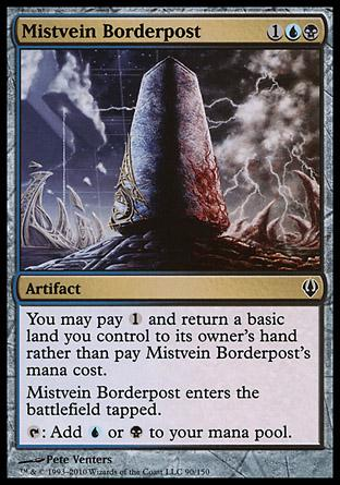 Mistvein Borderpost