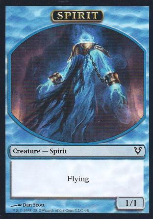 Blue Spirit (Token)