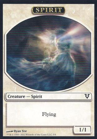 White Spirit (Token)
