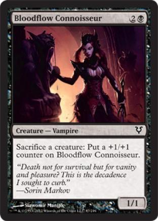 Bloodflow Connoisseur