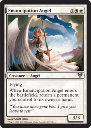 Emancipation Angel