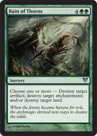Rain of Thorns
