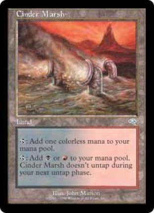 Cinder Marsh