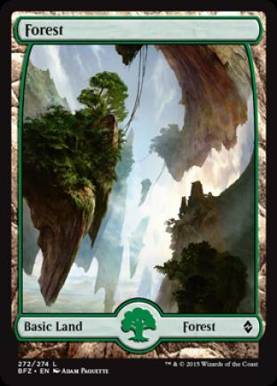Forest (272) (Full Art)