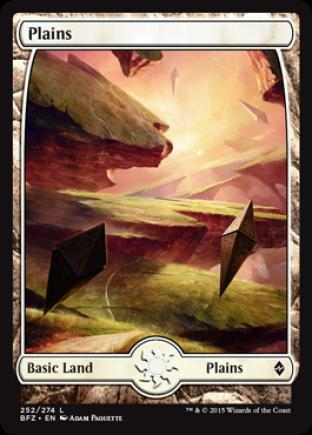 Plains (252) (Full Art)