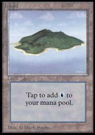 Island B
