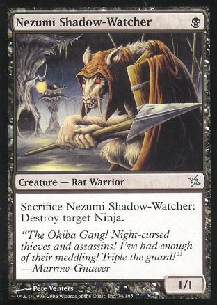 Nezumi Shadow-Watcher