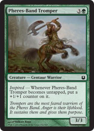 Pheres-Band Tromper