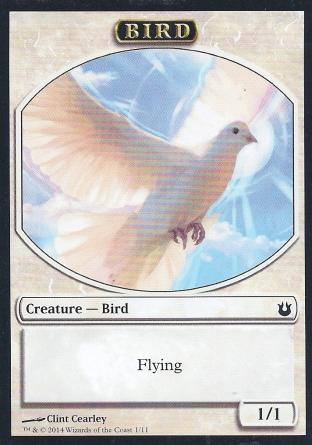 White Bird Token