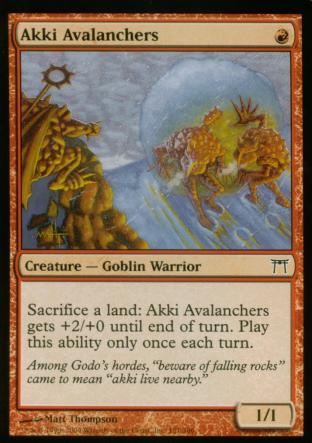 Akki Avalanchers