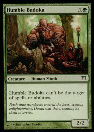 Humble Budoka