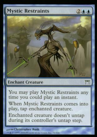 Mystic Restraints