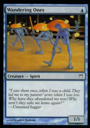 Wandering Ones