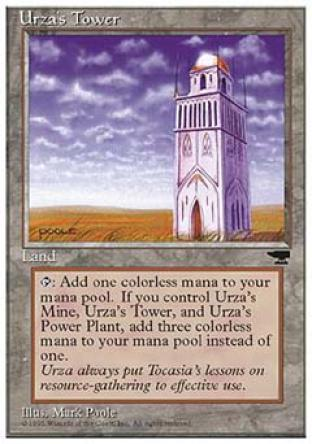 Urza's Tower (Plains)