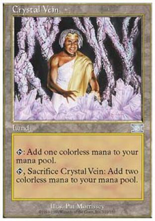 Crystal Vein