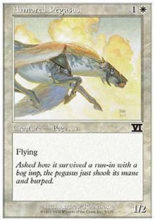 Armored Pegasus