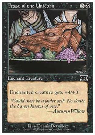 Feast of the Unicorn