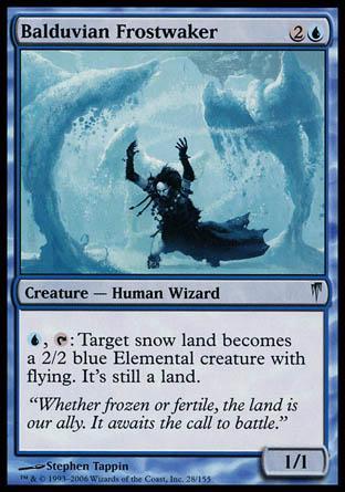 Balduvian Frostwaker