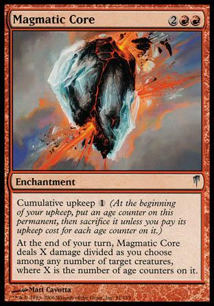 Magmatic Core