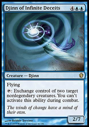 Djinn of Infinite Deceits