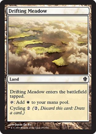 Drifting Meadow