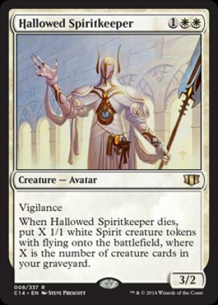 Hallowed Spiritkeeper