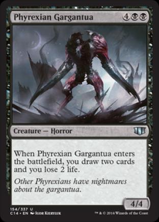 Phyrexian Gargantua