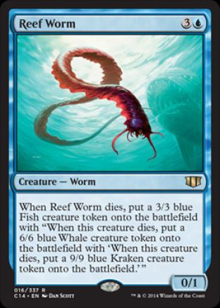 Reef Worm