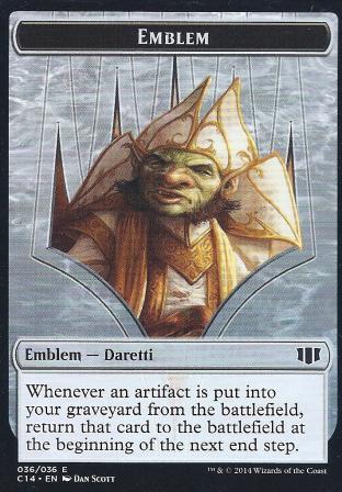 Emblem Daretti