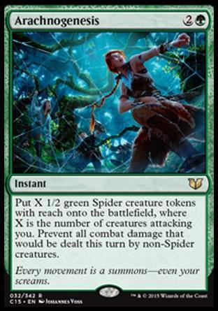 Arachnogenesis