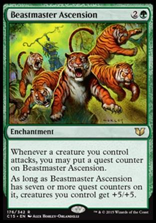 Beastmaster Ascension