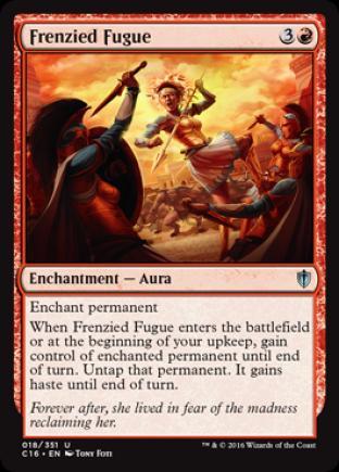 Frenzied Fugue