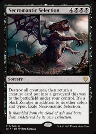 Necromantic Selection