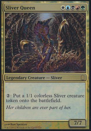 Sliver Queen (Oversized Foil Card)