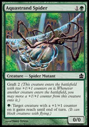Aquastrand Spider