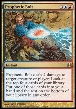 Prophetic Bolt