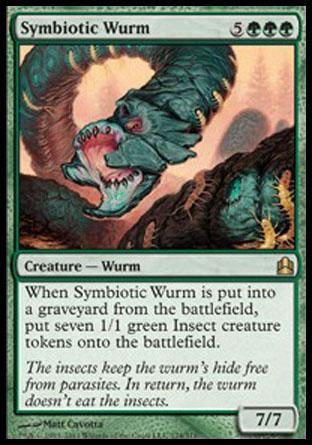 Symbiotic Wurm