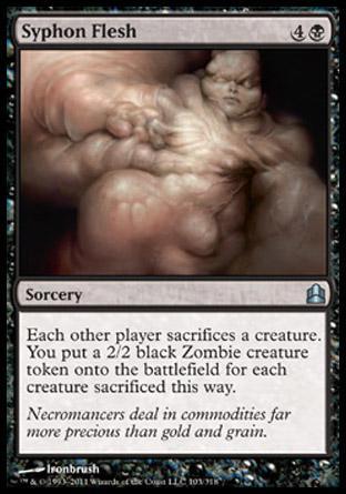 Syphon Flesh