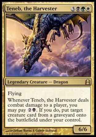 Teneb, the Harvester