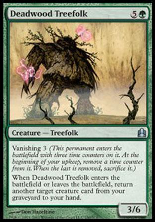 Deadwood Treefolk