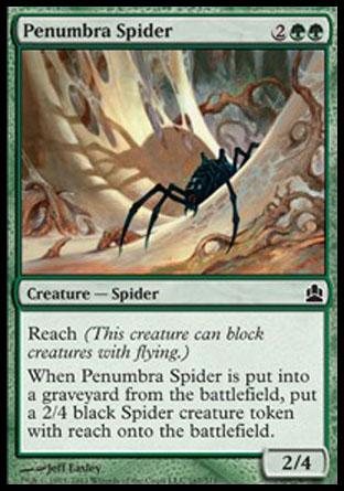 Penumbra Spider