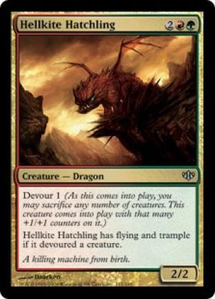 Hellkite Hatchling