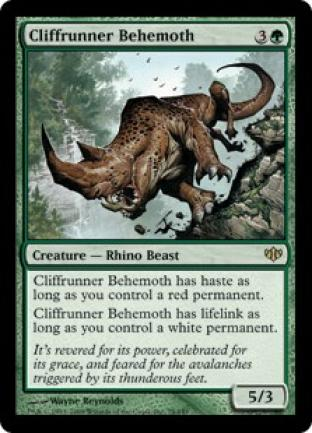 Cliffrunner Behemoth