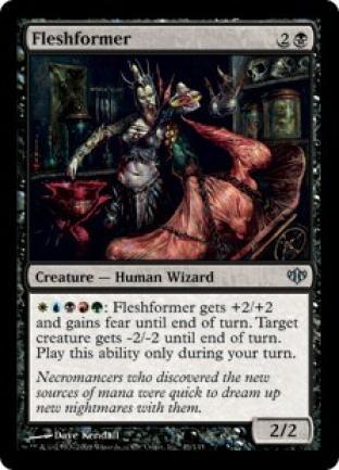 Fleshformer