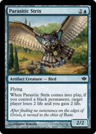 Parasitic Strix