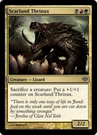 Scarland Thrinax