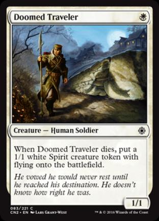 Doomed Traveler